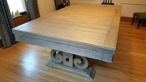 7 foot dining table dining top 7 foot pool table rustic farmhouse in with plans aragon 7 foot dining table