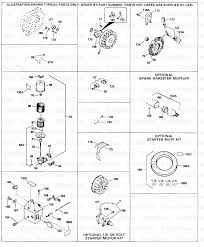 Tecumseh H70-130270M - Tecumseh 4-Cycle Horizontal Engine Engine ...