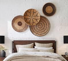 home décor natural black 30cm hand