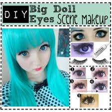 makeuptutorial17 doll makeup so this is basically how i do make up not every day because