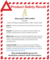 template for advertisement recall advertisement templates product safety australia