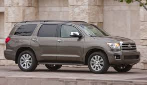 2016 Toyota Sequoia - Overview - CarGurus