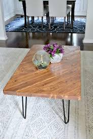 Let us help you build something beautiful! My 15 Minute Diy Hairpin Leg Coffee Table Ugly Duckling House