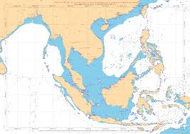 Always Up To Date South China Sea Depth Chart 2019