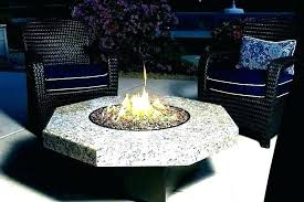 hatchlands traditional glass table top fire bowl romantic ambiance tabletop