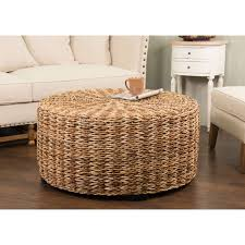 well known round woven coffee tables within coffee tables round seagrass coffee table ikea alseda