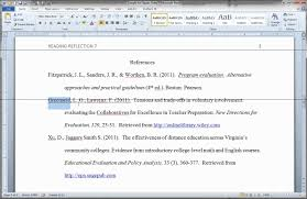 example of apa citation reference page advantages of using how to write a cv sample