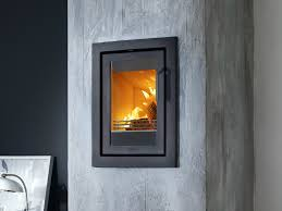 image of small contemporary fireplace inserts ideas