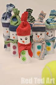 12 TP Roll Christmas Crafts