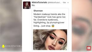 the influencer first gained a attention in 2016 with her power of makeup half face make up tutorial that aimed to enforce the transformative power of