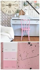 pink painted furniture. pink paint benjamin moore ruffle 208150 perfect painted chair furniture