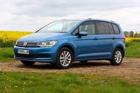 vw touran review summary parkers