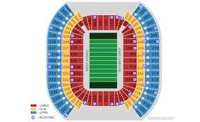 Nissan Stadium Chart Diagram Of Lp Field Seat Number Nissan Stadium Seating Rows