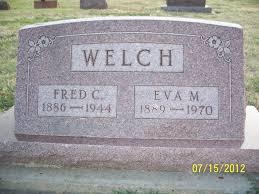 Eva Melissa Welch (Shutt) (c.1889 - c.1970) - Genealogy