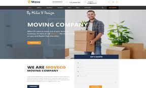Bespoke Web Design Company Moving Company V9 5 Miles V Design Bespoke Website