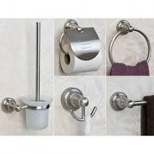 bathroom accessories wayfair heirloom crackle piece bath hardware sets signature farber  piece bathroom accessory set bath