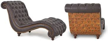 leather chair styles. Simple Chair Saloon Chaise Lounge Intended Leather Chair Styles T