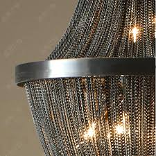 metal chain chandelier new released contemporary lighting table lamp with regard to new residence chain chandelier metal chain chandelier