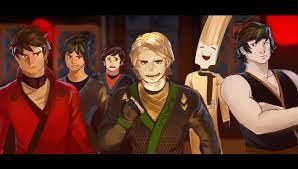 The ninjago movie | Tumblr LOL ZANE | Lego ninjago movie, Lego ninjago,  Ninjago