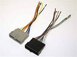 amazon com scosche fd02b wiring harness kit to connect an image unavailable