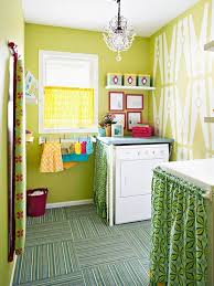 color to your laundry room