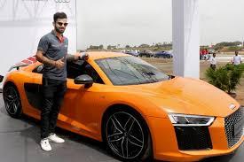 new car launches audiVirat Kohli launches Audi R8 V10 Plus its most powerful