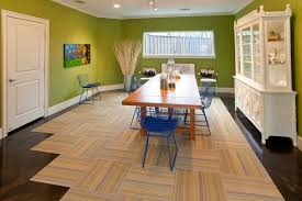 dining room tile flooring. affordable ideas dining room design carpet tile flooring