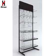 Metal Display Racks And Stands