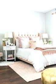 rose gold pink grey bedroom – bitvote.info