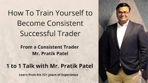 1 to 1 talk with Professional Trader - Mr. Pratik Patel - YouTube