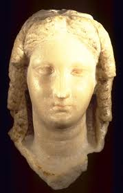 Ancient Egyptian Hair Style arsnoe iv younger half sister to queen cleopatra vii ancient 3897 by wearticles.com