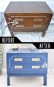 cool painted furniture. Diy Chair 2 Dresser Cool Painted Furniture