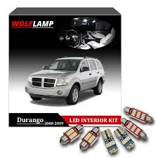 2000 Dodge Dakota Dome Light Details About 9pcs Canbus White Package Kit Led Interior Car Light For 2000 2009 Dodge Durango