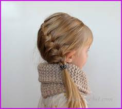 Coiffure De Mariage Cheveux Mi Long Facile Enfant 335523 20