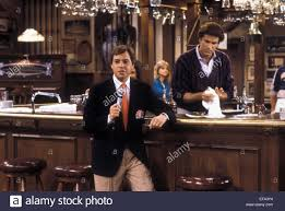 TED DANSON CHEERS (1982 Stock Photo - Alamy