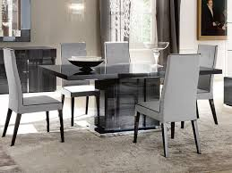 extending dining table sets. Pesaro Fabric Chairs Extending Dining Table Sets L