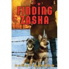 book review finding zasha by randi barrow scholastic 2018