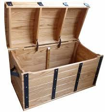 Ideas Treasure Chest Toy Box