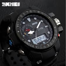 search on aliexpress com by image fashion casual sports watches men luxury brand outdoor waterproof quartz watch digital analog military oversized men s watches