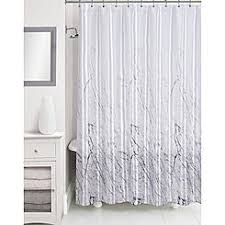 white shower curtain. Essential Home Shower Curtain \u0026#8211; White