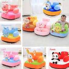 Cute <b>Soft</b> Stuffed <b>Baby</b> Seat Plush Toy Animal Toys <b>Infant</b> Back ...