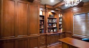 office paneling. maple paneled den office paneling e