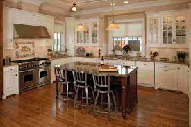 Island Designs For Kitchens Elegant Innovative Small Kitchen Island Designs With Wooden Chairs