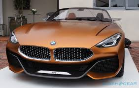 2018 bmw z4 concept.  2018 bmw z4 concept design interview deceptively simple lines on 2018 bmw z4 concept