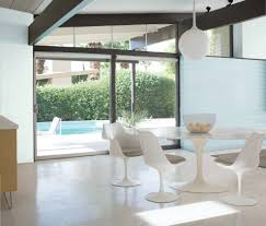 Modern Expandable Round Dining Table Expandable Outdoor Dining Table Winsome Brandon Expandable