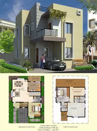 30 x 40 west facing 3 bhk duplex type d built up area 1516 sft