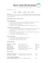 Sample Career Objective For Resume Sample Job Objective For Resume ...