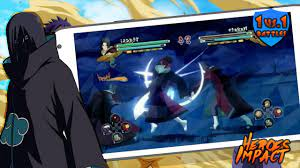 Ultimate Ninja: 1VS1 Heroes Impact for Android - APK Download