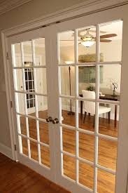 dining room and office. exactly what i want from the kitchen into living room locking mechanism at dining and office