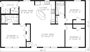 collection three bedroom two bath floor plans photos the latest kitchen house